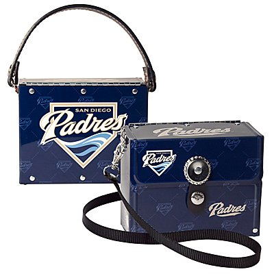San Diego Padres Littlearth Fanatic License Plate Purse Bag Gift