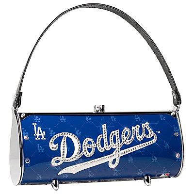 Los Angeles Dodgers Littlearth Fender Flair Purse Bag Swarovski Crystals Gift