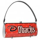 Arizona Diamondbacks Littlearth Fender License Plate Purse Bag Gift