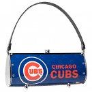 Chicago Cubs Littlearth Fender License Plate Purse Bag Gift