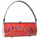 Los Angeles Angels Littlearth Fender License Plate Purse Bag Gift