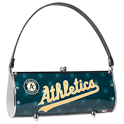Oakland Athletics Littlearth Fender License Plate Purse Bag Gift