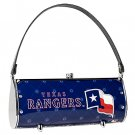 Texas Rangers Littlearth Fender License Plate Purse Bag Gift
