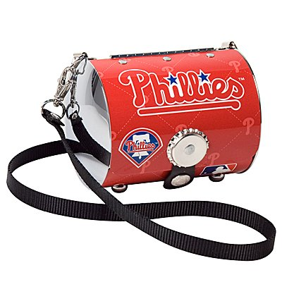 Philadelphia Phillies Littlearth Petite License Plate Purse Bag