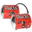 Arizona Diamondbacks Littlearth Super Cyclone License Plate Purse Bag Gift