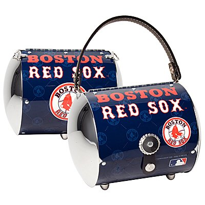 Boston Red Sox Littlearth Super Cyclone License Plate Purse Bag Gift
