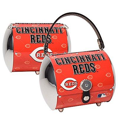 Cincinnati Reds Littlearth Super Cyclone License Plate Purse Bag Gift