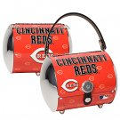 Cincinnati Reds Littlearth Super Cyclone License Plate Purse Bag Gift