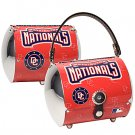 Washington Nationals Littlearth Super Cyclone License Plate Purse Bag Gift