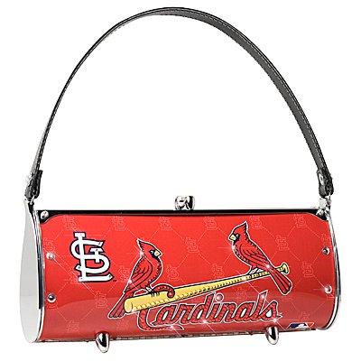 St. Louis Cardinals Littlearth Fender Flair Purse Bag Swarovski Crystals Gift