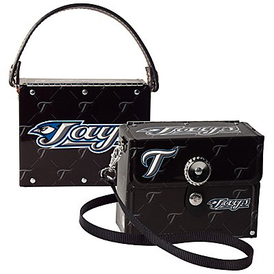 Toronto Blue Jays Littlearth Fanatic License Plate Purse Bag Gift