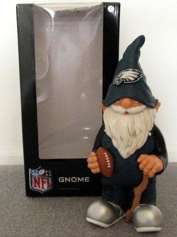 Philadelphia Eagles Football Garden Gnome Figure Indoor/Outdoor Gift
