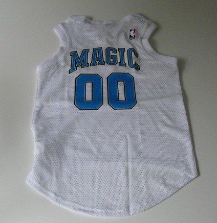 Orlando Magic Pet Dog Basketball Jersey Gift Size Large