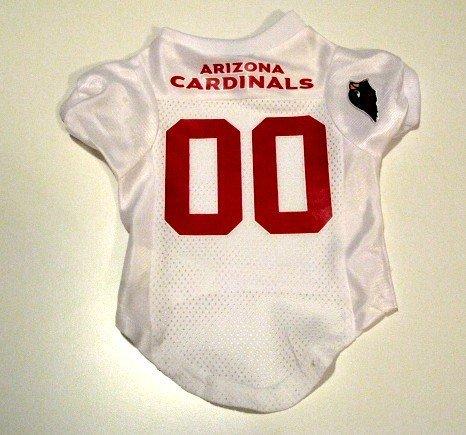 Arizona Cardinals Pet Dog Football Jersey Premium Gift Medium