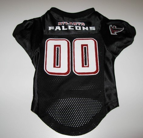 Atlanta Falcons Pet Dog Football Jersey Premium Gift XL