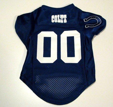 Indianapolis Colts Pet Dog Football Jersey Premium Large