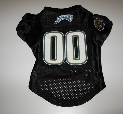 Jacksonville Jaguars  Pet Dog Football Jersey Premium Large