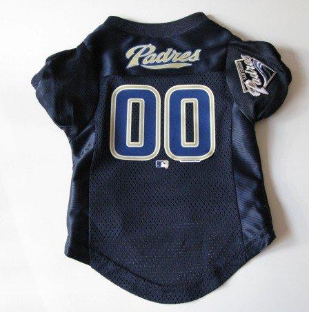 San Diego Padres Pet Dog Baseball Jersey Shirt Premium Gift Large
