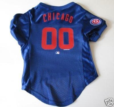 Chicago Cubs Pet Dog Baseball Jersey Shirt Premium Gift Medium