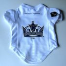Los Angeles Kings Pet Dog Hockey Jersey Premium XL Gift