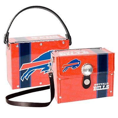 Buffalo Bills Littlearth Fanatic License Plate Purse Bag Gift