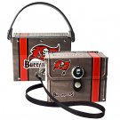 Tampa Bay Buccaneers Littlearth Fanatic License Plate Purse