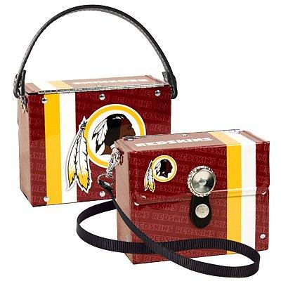 Washington Redskins Littlearth Fanatic License Plate Purse Bag Gift