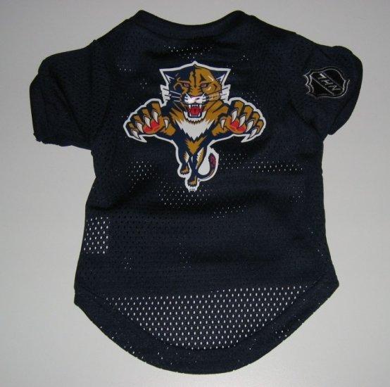 Florida Panthers Pet Dog Hockey Jersey Gift Size Large