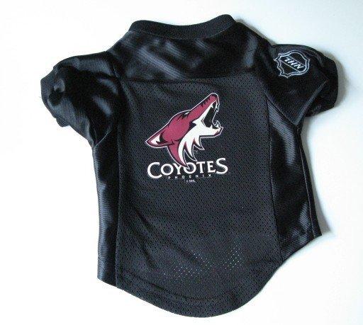 Phoenix Coyotes Pet Dog Hockey Jersey Premium Medium Gift