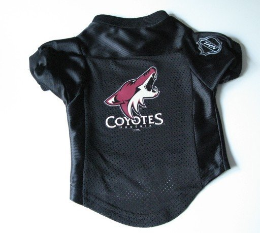 Phoenix Coyotes Pet Dog Hockey Jersey Premium Large Gift