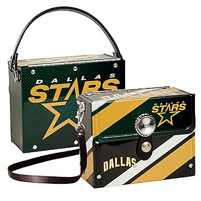Dallas Stars Littlearth Fanatic License Plate Purse Bag Gift