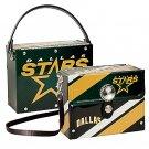Dallas Stars Littlearth Fanatic License Plate Purse Bag Gift