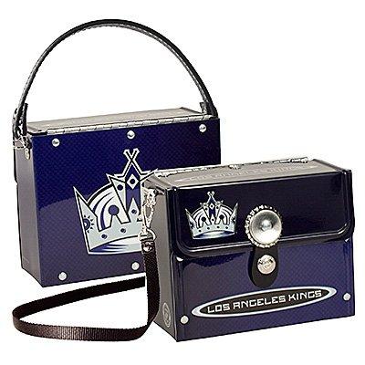 Los Angeles Kings Littlearth Fanatic License Plate Purse Bag