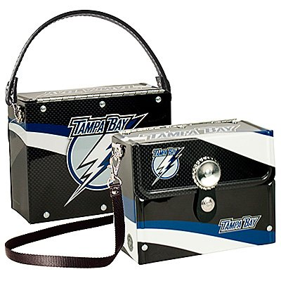 Tampa Bay Lightning Littlearth Fanatic License Plate Purse Bag Gift