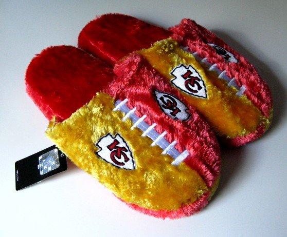 Kansas City Chiefs Football Himo Slide Slippers Gift Medium