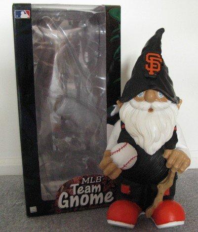 San Francisco Giants Garden Gnome Figure Indoor/Outdoor Gift