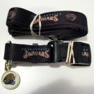 Jacksonville Jaguars Pet Dog Leash Set Collar ID Tag Gift Size Large