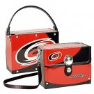 Carolina Hurricanes Littlearth Fanatic License Plate Purse Bag Gift