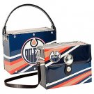 Edmonton Oilers Littlearth Fanatic License Plate Purse Bag Gift