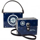Seattle Mariners Littlearth Fanatic License Plate Purse Bag Gift