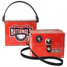 Washington Nationals Littlearth Fanatic License Plate Purse Bag Gift