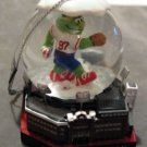 Boston Red Sox Light Up Water Globe Christmas Ornament Gift
