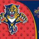 Florida Panthers Dog Pet Food/Water Padded Mat Placemat Gift