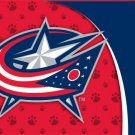 Columbus Blue Jackets Dog Pet Food/Water Padded Mat Placemat Gift