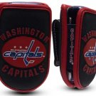 Washington Capitals GameWear Hockey Puck Cell Phone Case