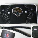 Jacksonville Jaguars Littlearth CAPtivate Wristlet Wallet