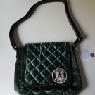 Oakland Athletics A's Littlearth Quilted Cross-Body Purse Bag