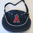 Los Angeles Angels Littlearth CAPtivate Small Hobo Bag Purse