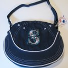 Seattle Mariners Littlearth CAPtivate Small Hobo Bag Purse