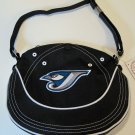Toronto Blue Jays Littlearth CAPtivate Small Hobo Bag Purse